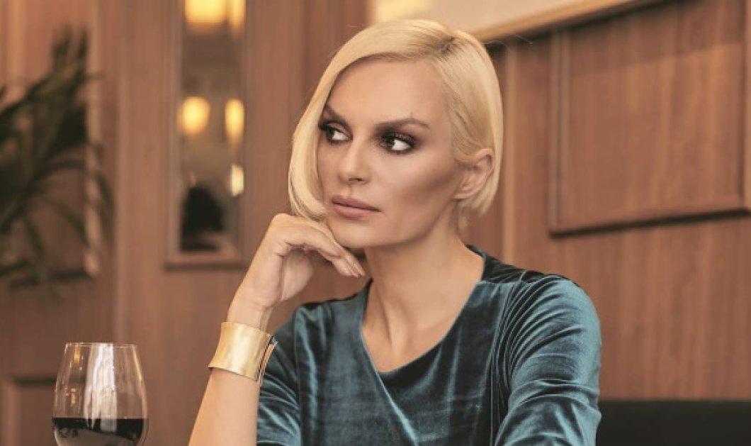 Η Έλενα Χριστοπούλου πήγε στο κομμωτήριο να βάψει τα μαλλιά της – Μάσκα, γάντια & στέλνει την αγάπη της  - Κυρίως Φωτογραφία - Gallery - Video