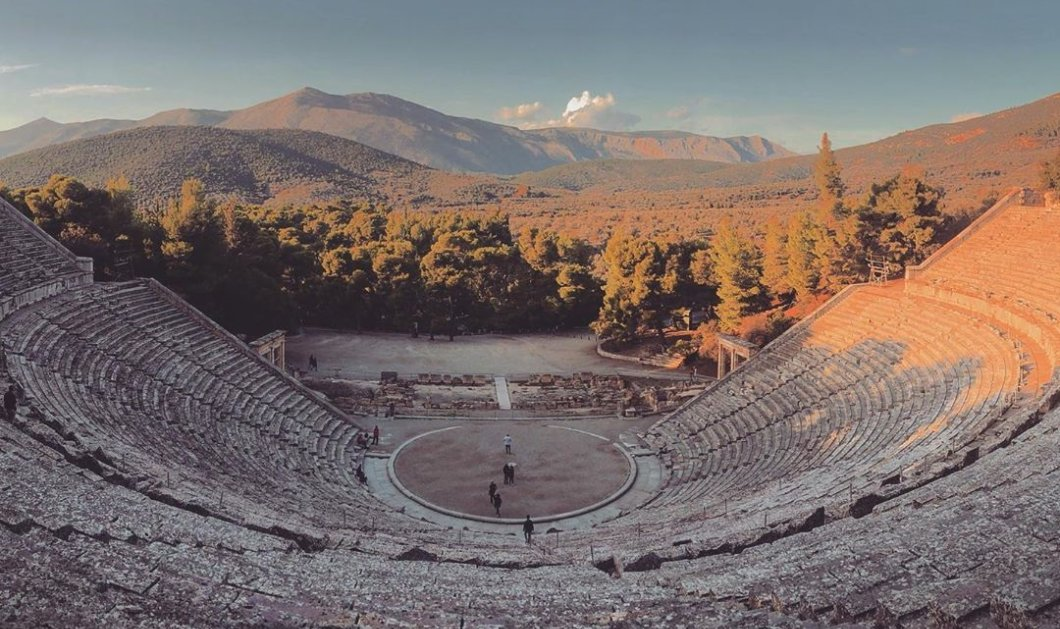 "Good News - ""Όλη η Ελλάδα ένας Πολιτισμός"": 251 παραστάσεις σε 111 αρχαία θέατρα - Κυρίως Φωτογραφία - Gallery - Video"