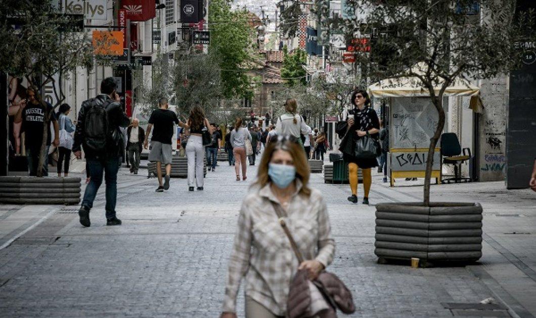 """Κορωνοϊός - Ελλάδα: Στους 148 οι νεκροί - Έχασε τη """"μάχη"""" 75χρονος στο νοσοκομείο ΝΙΜΙΤΣ  - Κυρίως Φωτογραφία - Gallery - Video"""