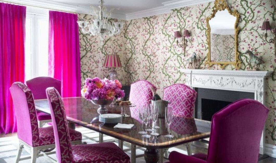 Φέρε την άνοιξη στο σπίτι σου και άλλαξε διάθεση  - Floral μοτίβα και έντονα χρώματα (φωτό) - Κυρίως Φωτογραφία - Gallery - Video