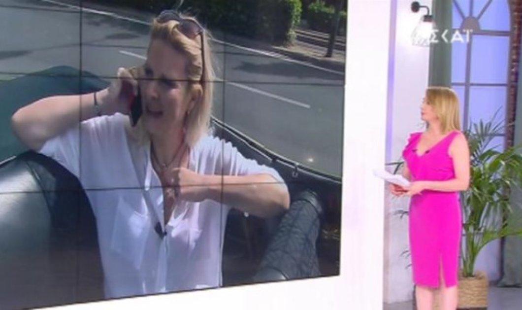 Η Κατερίνα Γκαγκάκη με φιστικί vintage κάμπριο Mustang κάνει βόλτα στη «νέα» Αθήνα & περνάει σαν Αλίκη στην πλατεία Ομονοίας (Βίντεο) - Κυρίως Φωτογραφία - Gallery - Video