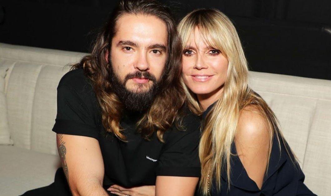 Επιστροφή στην κανονικότητα & στα κρεβάτια μας - Heidi Klum & Tom Kaulitz δεν κρατιούνται... (φωτό) - Κυρίως Φωτογραφία - Gallery - Video