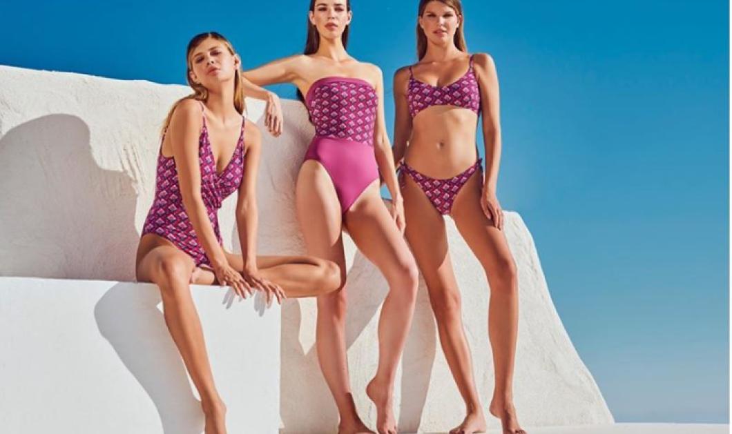 Οδύσσεια το όνομα των υπέροχων Made in Greece μαγιό! OdysseyTenSwimwear για όλα τα γούστα, σώματα, για πολλές… Πηνελόπες! (φωτό) - Κυρίως Φωτογραφία - Gallery - Video