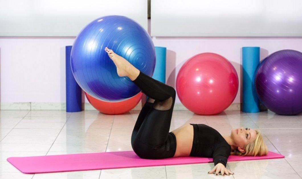 To eirinika παρουσιάζει την Μαρία Μαραγιάννη με ασκήσεις pilates πιστεύοντας ότι κάνει θαύματα στο σώμα & την ψυχή (φωτό)  - Κυρίως Φωτογραφία - Gallery - Video
