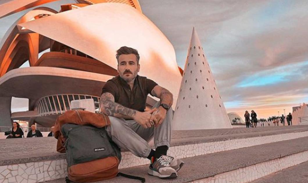 Συγκλονίζει ο Γιώργος Μαυρίδης για τον θάνατο του «μαθητή του»: Καλό ταξίδι γιε μου, καλό ταξίδι Μιμάκο (φωτό) - Κυρίως Φωτογραφία - Gallery - Video
