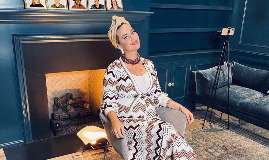 Katy Perry: Πόσταρε το υπερηχογράφημα με την κόρη της να της κάνει... χειρονομίες μέσα από την κοιλιά - Το viral βίντεο με τα 3,5 εκατ. views  - Κυρίως Φωτογραφία - Gallery - Video