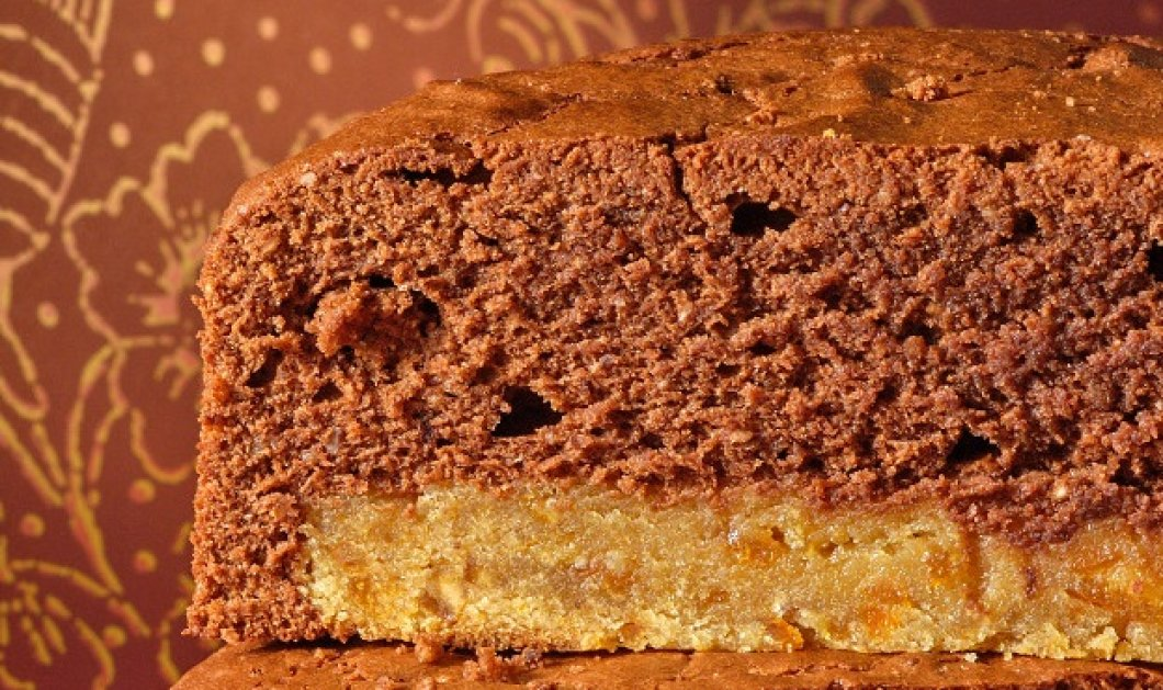 Υπέροχο κέικ σοκολάτας με πορτοκάλι από τον μετρ της ζαχαροπλαστικής Στέλιο Παρλιάρο - Κυρίως Φωτογραφία - Gallery - Video