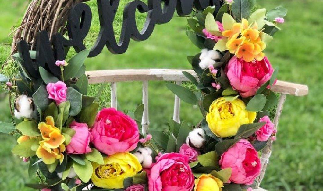 Τα ωραιότερα στεφάνια από όλο τον κόσμο για την Πρωτομαγιά  - Με αγριολούλουδα, μαργαρίτες, τριαντάφυλλα και φαντασία (φωτό) - Κυρίως Φωτογραφία - Gallery - Video