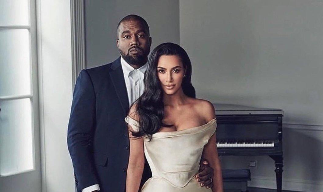 Kim Kardashian - Kanye West: Αυτό το ζευγάρι «έδεσε» - Γιορτάζει 6 χρόνια γάμου, 4 παιδιά & αμέτρητα εκατ. στους λογαριασμούς (φωτό) - Κυρίως Φωτογραφία - Gallery - Video