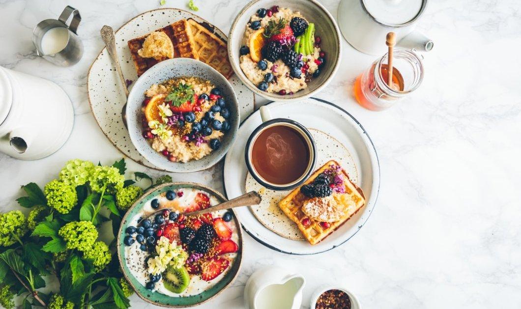 Η σημασία του πρωινού στο αδυνάτισμα - To πιο σημαντικό γεύμα της ημέρας  - Κυρίως Φωτογραφία - Gallery - Video