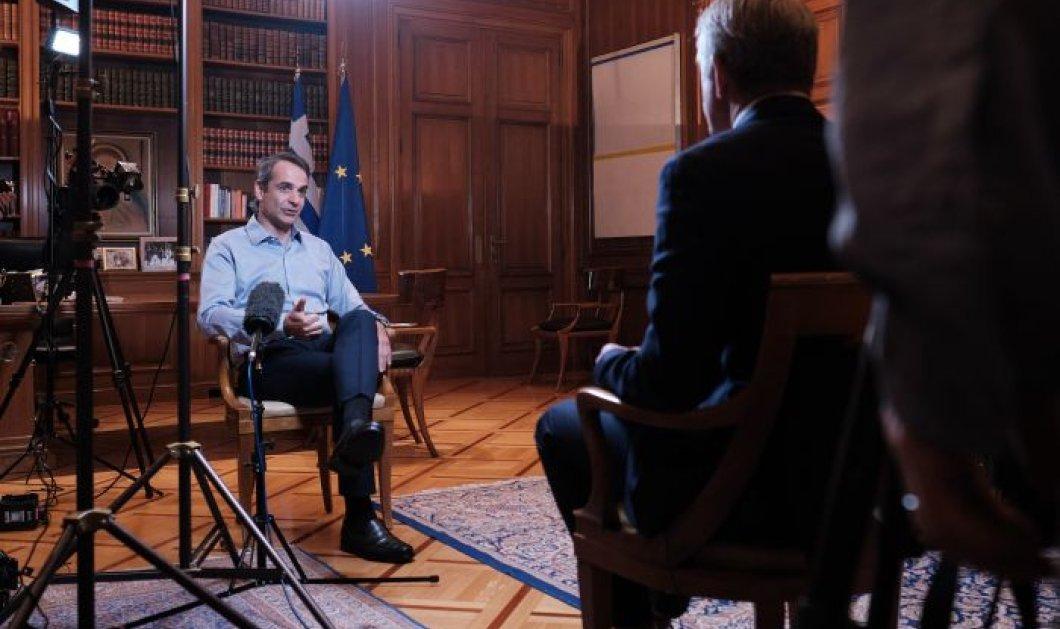 Ο Γιάννης  Καμπουράκης: Πρόωρες εκλογές τον Σεπτέμβριο, το δίλημμα του Πρωθυπουργού - Κυρίως Φωτογραφία - Gallery - Video