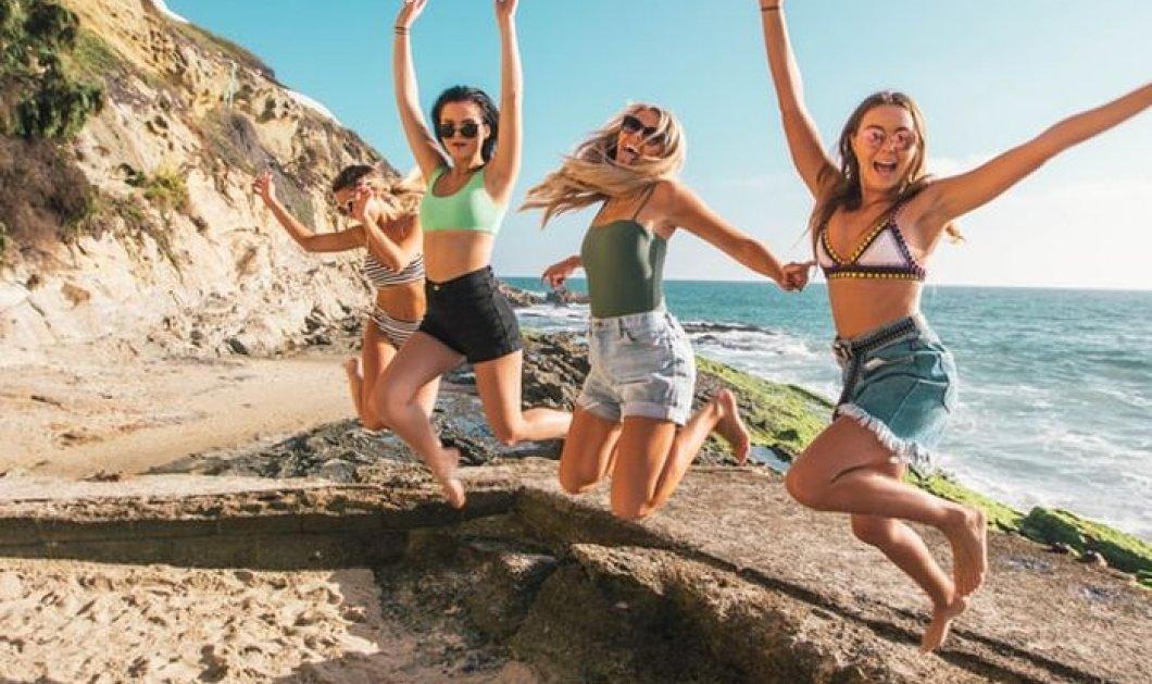 Η ευτυχία είναι μεταδοτική - Κάντε παρέα με χαρούμενους ανθρώπους - Κυρίως Φωτογραφία - Gallery - Video