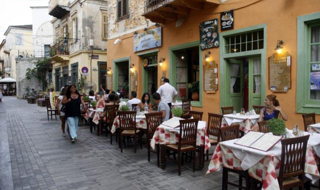 Οδηγίες ΕΦΕΤ προς εστιατόρια - Τα μενού σε app, τραπεζομάντιλα μίας χρήσης, οι ανέπαφες συναλλαγές - Κυρίως Φωτογραφία - Gallery - Video