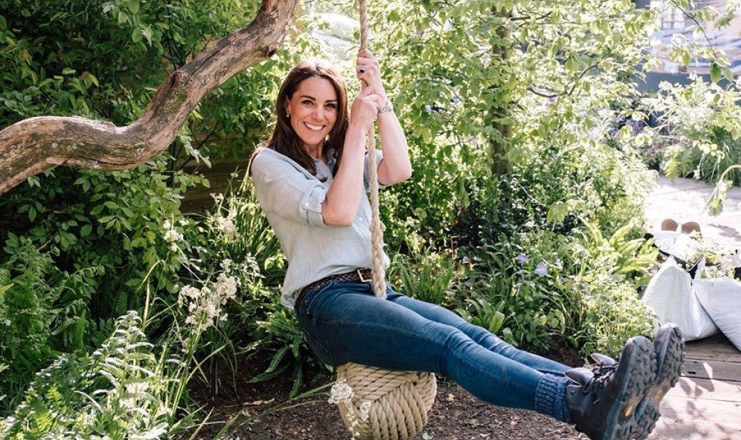 Η Kate Middleton γιορτάζει 1 χρόνο από την δημιουργία του μποστανιού της - Η σπάνια φωτό με την Δούκισσα σε ρόλο κηπουρού - Κυρίως Φωτογραφία - Gallery - Video