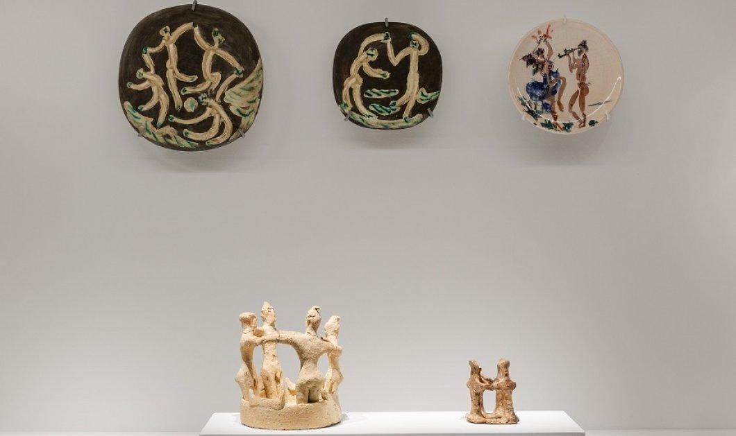 «Πικάσο και Αρχαιότητα. Γραμμή και πηλός»: Η έκθεση του Μουσείου Κυκλαδικής Τέχνης υποψήφια για το Διεθνές Βραβείο Global Fine Art Awards  - Κυρίως Φωτογραφία - Gallery - Video