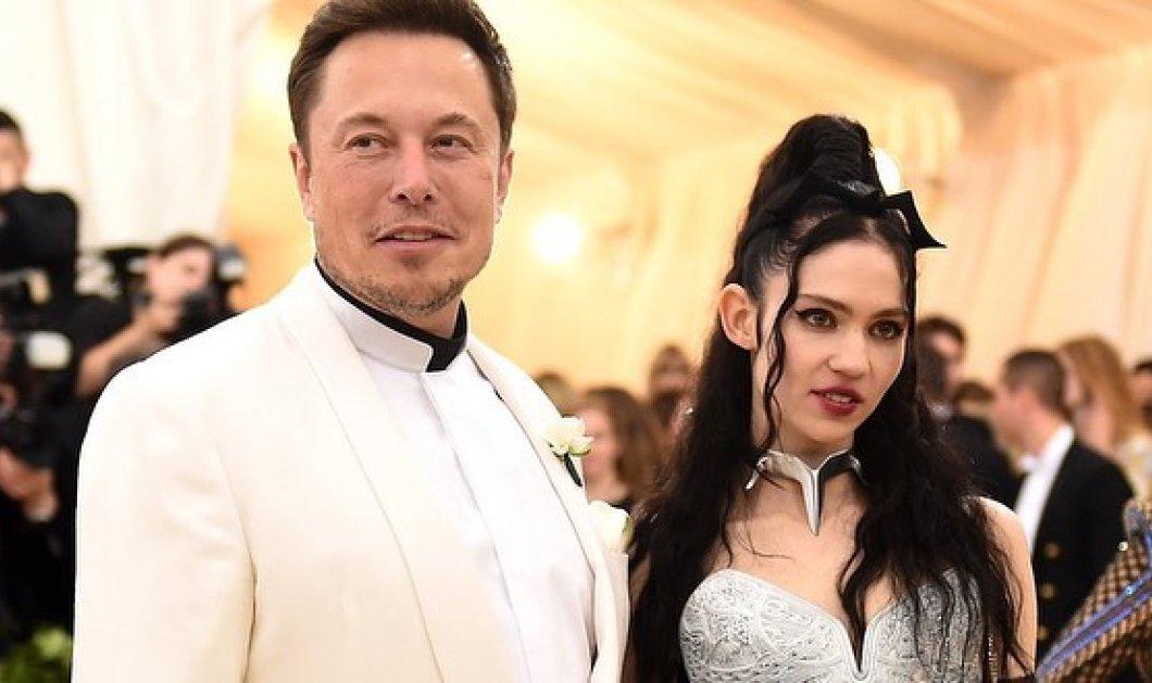Μπαμπάς ξανά ο δισεκατομμυριούχος Elon Musk - Απέκτησε τον έκτο γιο από την 32χρονη τραγουδίστρια Grimes (φωτό) - Κυρίως Φωτογραφία - Gallery - Video
