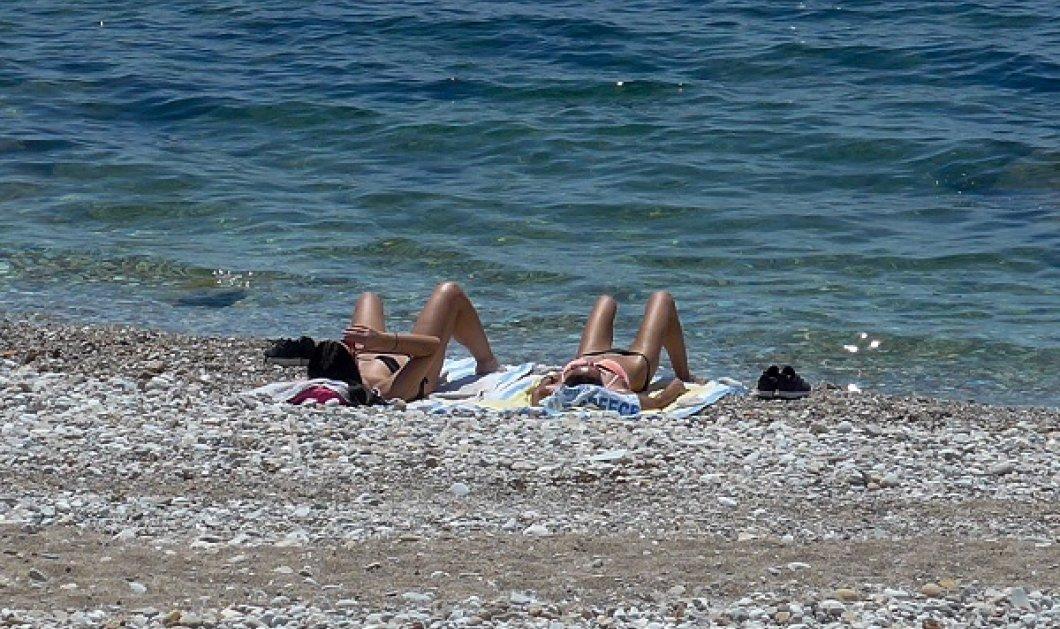 Ο μίνι καύσωνας αρχίζει από σήμερα - Στους 38 βαθμούς η θερμοκρασία στη Βόρεια Κρήτη, τους 41 θα φτάσει το Σαββατοκύριακο - Κυρίως Φωτογραφία - Gallery - Video