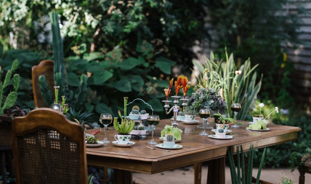 Art de la table: Πανέμορφες διακοσμήσεις στο καλοκαιρινό σας τραπέζι - Για να τους εντυπωσιάσετε όλους! (φωτό) - Κυρίως Φωτογραφία - Gallery - Video