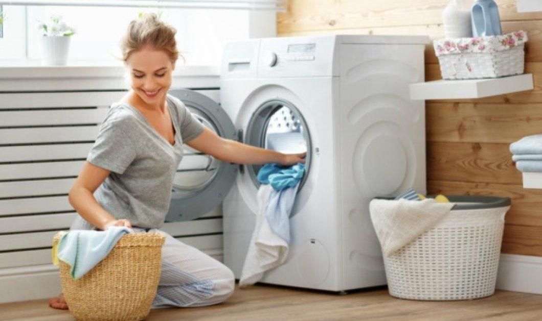 Σπύρος Σούλης: Απολυμάνετε το πλυντήριο ρούχων με δύο διαφορετικούς τρόπους - Κυρίως Φωτογραφία - Gallery - Video