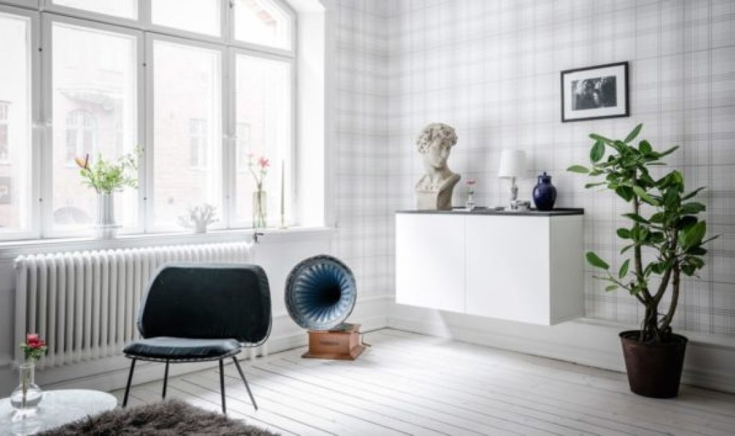 """Σπύρος Σούλης: Με αυτές τις έξυπνες ιδέες το μικρό σας διαμέρισμα δεν θα δείχνει καθόλου """"στριμωγμένο"""" - Κυρίως Φωτογραφία - Gallery - Video"""