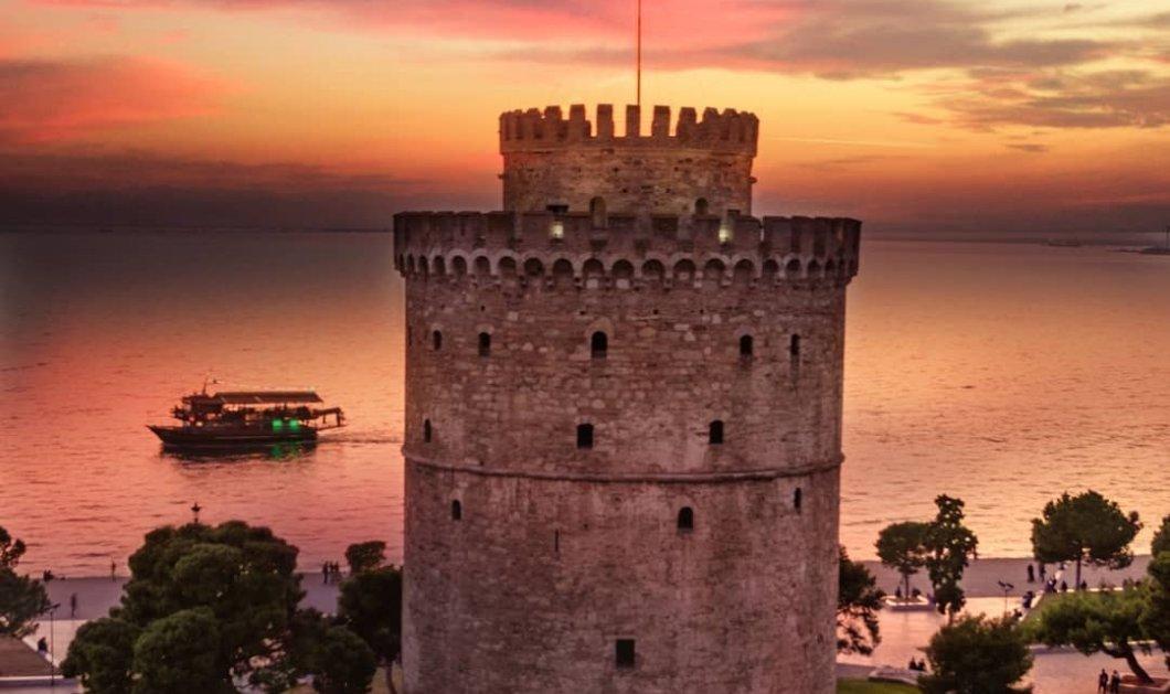 """Χριστίνα Τουλουμτζίδου: Η Θεσσαλονικιά θεολόγος που έγινε φωτογράφος - """"Ζεσταίνει"""" με τον φακό της τις υπέροχες γωνιές της Ελλάδας - Έρωτας με την καλντέρα (φωτό) - Κυρίως Φωτογραφία - Gallery - Video"""