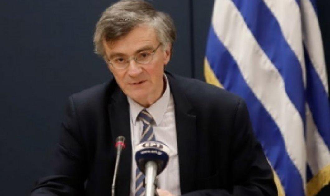 Κορωνοϊός - Ελλάδα: Live η ενημέρωση του υπουργείου Υγείας - Κυρίως Φωτογραφία - Gallery - Video