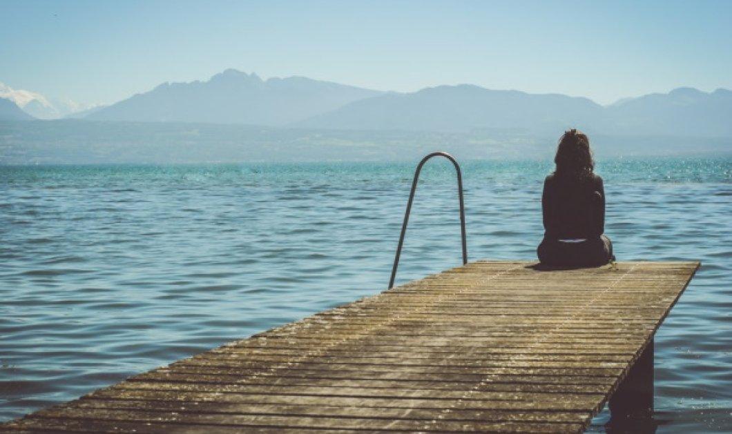 Οι άνθρωποι με κατάθλιψη είναι οι πιο σκληροί & ψυχικά δυνατοί - Κυρίως Φωτογραφία - Gallery - Video
