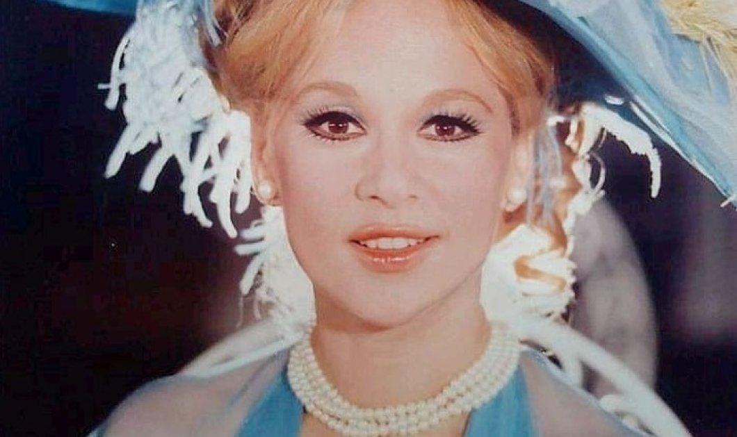 Η τελευταία τηλεοπτική εμφάνιση της Αλίκης Βουγιουκλάκη ήταν σε εκπομπή της Ελένης Μενεγάκη- Συνοδευόταν από τον Νίκο Γαλανό (βίντεο) - Κυρίως Φωτογραφία - Gallery - Video