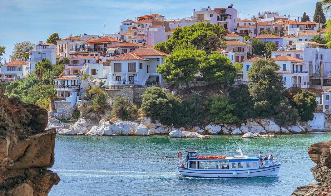 Κώστας Νικολόπουλος: Ο ταξιδιώτης του κόσμου & λάτρης της Σκιάθου εντυπωσιάζει με τα κλικς του & @loves_greece (φωτό) - Κυρίως Φωτογραφία - Gallery - Video