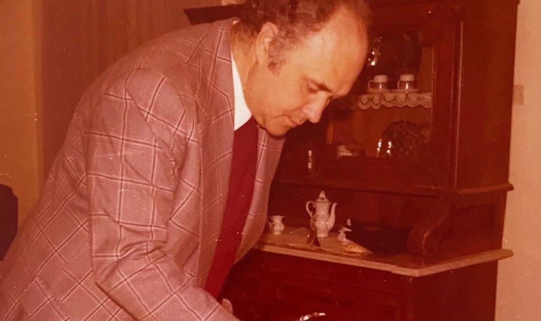 Ο Άδωνις Γεωργιάδης έμεινε ορφανός από πατέρα σε νεαρή ηλικία - Συγκινημένος τον θυμάται... (Φωτό)  - Κυρίως Φωτογραφία - Gallery - Video