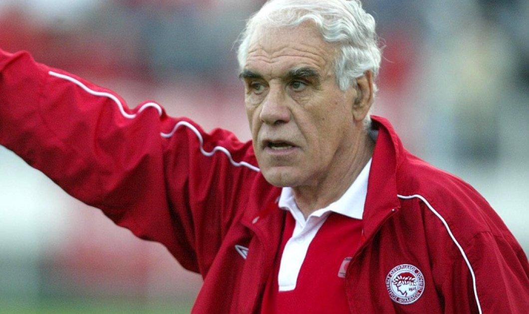 Θλίψη στο ελληνικό ποδόσφαιρο: Έφυγε από τη ζωή ο Νίκος Αλέφαντος - Κυρίως Φωτογραφία - Gallery - Video