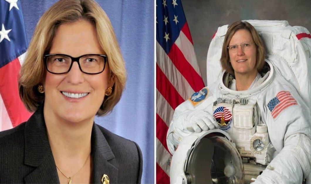 Ατρόμητη η Κάθι Σάλιβαν: Μετά την κατάκτηση του Διαστήματος έφτασε στο βαθύτερο σημείο των ωκεανών (φωτό) - Κυρίως Φωτογραφία - Gallery - Video