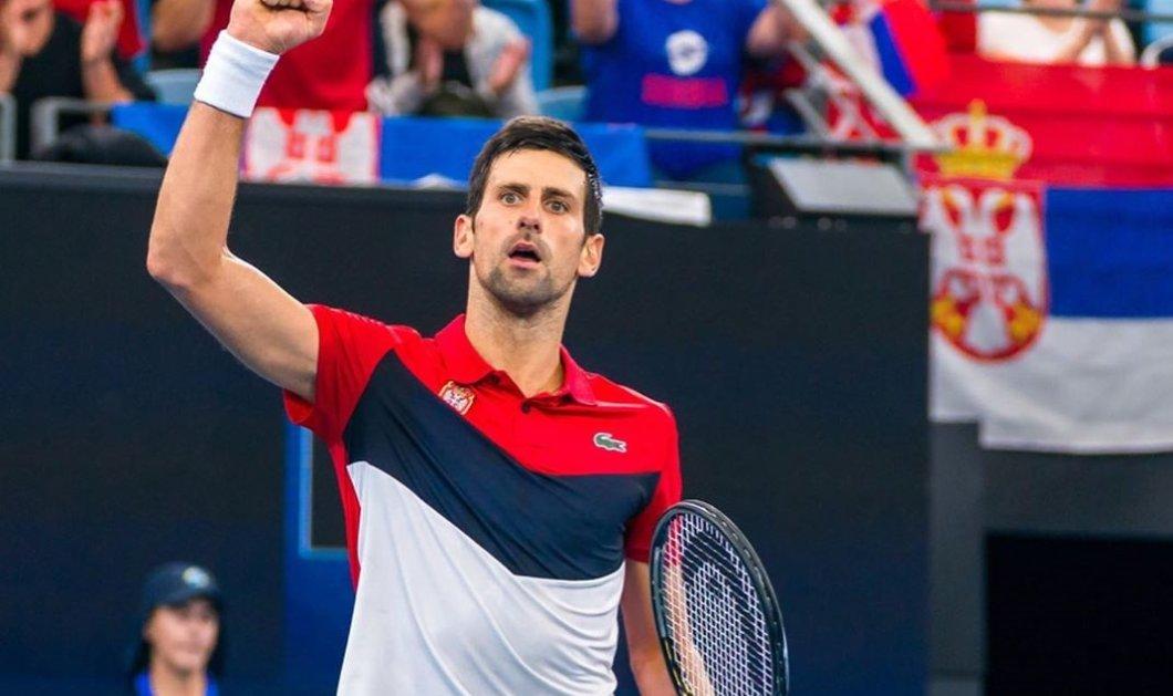 Θρίλερ μετά τα κρούσματα κορωνοϊού σε διεθνές τουρνουά τένις - Θετικός στον ιό & ο κορυφαίος Novak Djokovic - Κυρίως Φωτογραφία - Gallery - Video