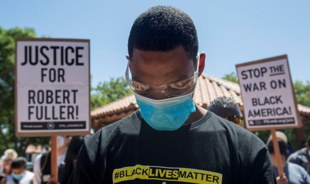 "Black lives ""don't"" matter: Δεύτερος μαύρος κρεμασμένος από δέντρο - Το βίντεο ντοκουμέντο από την εν ψυχρώ δολοφονία ενός τρίτου  - Κυρίως Φωτογραφία - Gallery - Video"