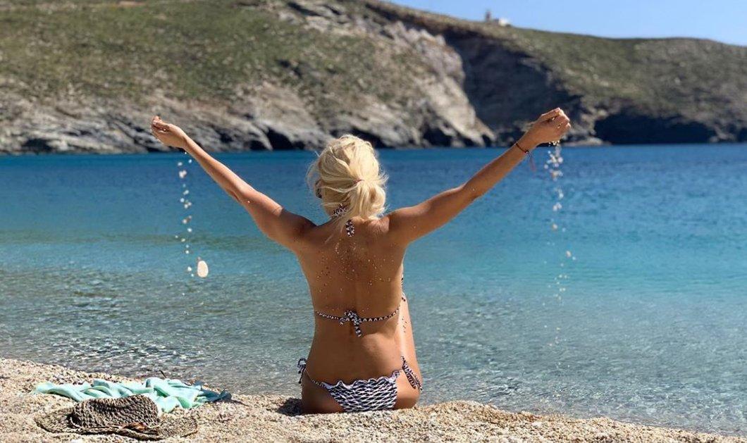 "Eirinika - Καλοκαίρι 2020: #andros: Φωτογραφικό αφιέρωμα στο νησί που αγάπησε η Ελένη Μενεγάκη - Πράσινο & λευκό, άγριο & ""αέρινο"" - Κυρίως Φωτογραφία - Gallery - Video"