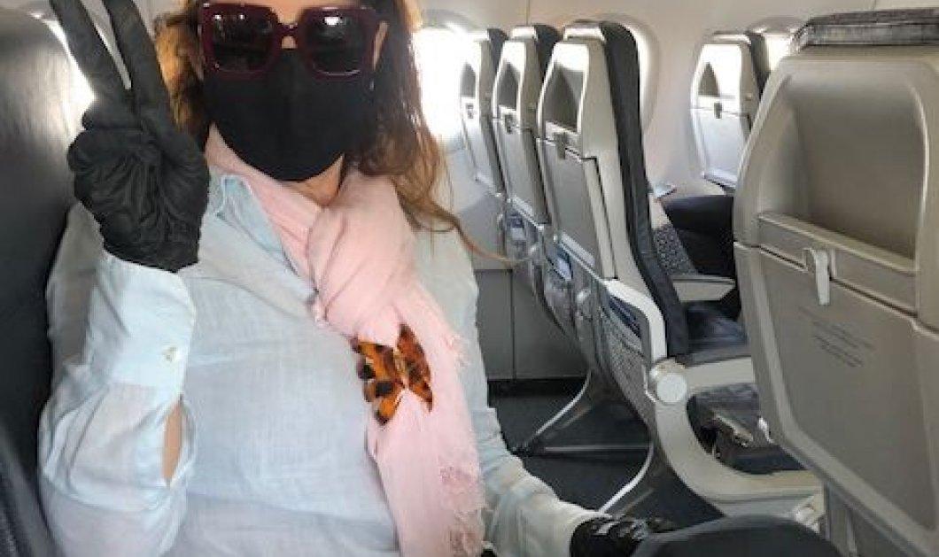 Με αφορμή τον συνωστισμό στην Μύκονο, η εμπειρία του Eirinika από 2 ταξίδια με πλοίο & με αεροπλάνο - Κυρίως Φωτογραφία - Gallery - Video