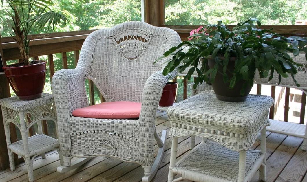Σπύρος Σούλης: Αυτά είναι τα 6 tips για να φτιάξετε ένα όμορφο υπαίθριο καθιστικό - Κυρίως Φωτογραφία - Gallery - Video