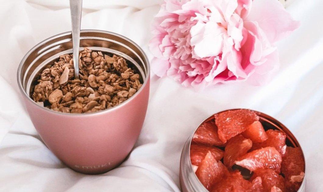 Θρεπτικό, υγιεινό & γρήγορο πρωινό - Διατροφικές οδηγίες  - Κυρίως Φωτογραφία - Gallery - Video