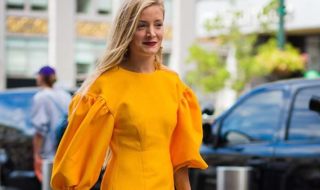 Fashion tips & ιδέες για να φορέσεις τα φουσκωτά μανίκια αυτή τη σεζόν (Φωτό)  - Κυρίως Φωτογραφία - Gallery - Video