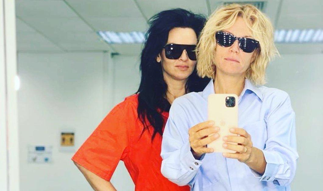 Με μπικουτί & ρόλεϊ η Ζενεβιέβ & η Βίκυ Καγιά κάνουν πλάκα στα παρασκήνια του GNTM εν όψει της νέας σεζόν (Φωτό)  - Κυρίως Φωτογραφία - Gallery - Video