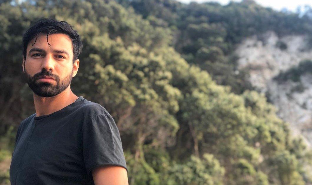 Άδωνις ή Ταρζάν; Ο Ανδρέας Γεωργίου ολόγυμνος στο δάσος με φύλλο συκης... Η φωτό προκάλεσε λιποθυμίες - Κυρίως Φωτογραφία - Gallery - Video