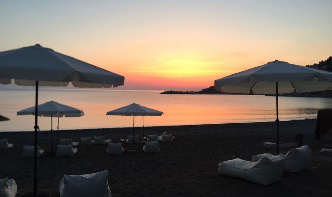Ηammock Beach Bar: Όταν η παραλία ανεβάζει ντεσιμπέλ με δροσερά cocktails & απέραντη θέα στο Αιγαίο (φωτό) - Κυρίως Φωτογραφία - Gallery - Video