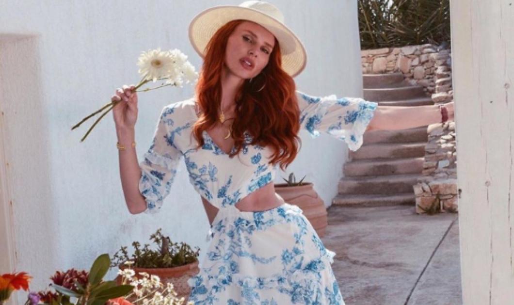 Mind Matter: Τα υπέροχα girly φορέματα, σορτς, φούστες – Τα φορούν Μπόμπα, Καινούργιου, Καζαντζόγλου (φωτό) - Κυρίως Φωτογραφία - Gallery - Video