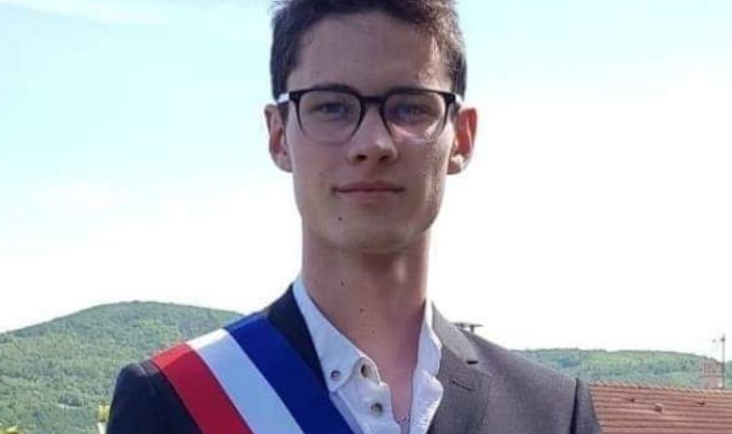 Hugo ετών 19! Ο πιο νέος δήμαρχος του κόσμου θέλει να ξαναζωντανέψει  το χωριό του – Έχει σχέδια, πρόγραμμα, ιδέες, πάθος (φωτο & βίντεο) - Κυρίως Φωτογραφία - Gallery - Video