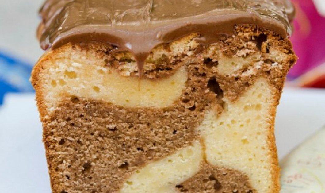 Θα το λατρέψετε: Απολαυστικό κέικ με άλειμμα πραλίνας από τον Στέλιο Παρλιάρο - Κυρίως Φωτογραφία - Gallery - Video