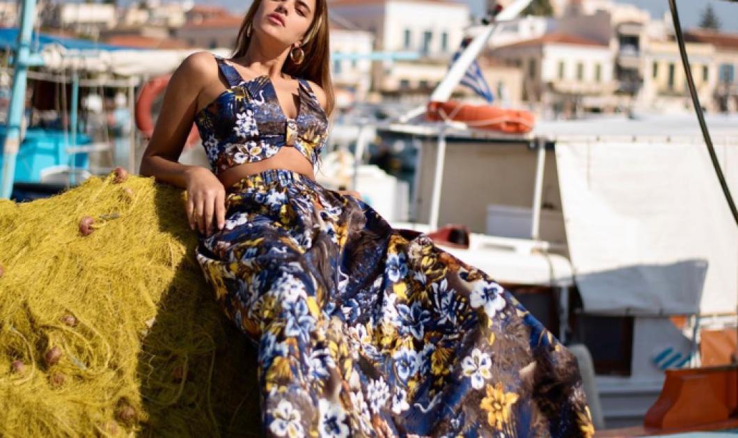 Μade in Greece οι υπέροχες αέρινες δημιουργίες της Κατερίνας Τζώρτζη – Τα χειροποίητα καφτάνια, μαγιό, φορέματα (φωτό) - Κυρίως Φωτογραφία - Gallery - Video