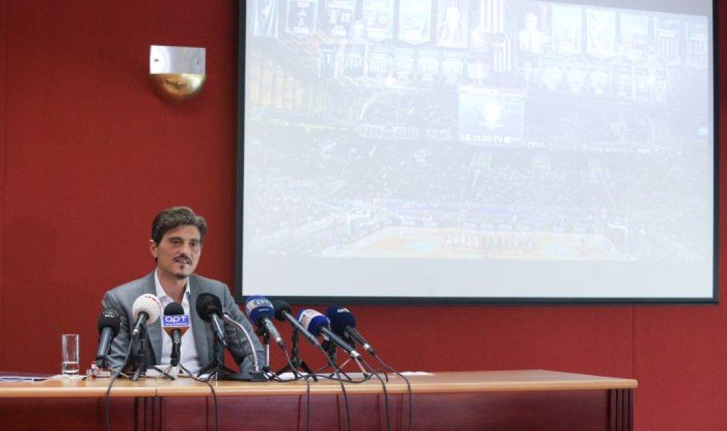 Δημήτρης Γιαννακόπουλος: Κλείνω το κεφάλαιο με τον Παναθηναϊκό – Πωλείται 25 εκατ. ευρώ (βίντεο) - Κυρίως Φωτογραφία - Gallery - Video