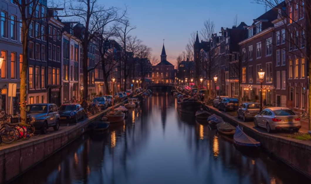 H μαγεία του Άμστερνταμ: Επί 2 χρόνια ένας επίμονος δημιούργησε το ωραιότερο Timelapse βίντεο για την υπέροχη πόλη (βίντεο) - Κυρίως Φωτογραφία - Gallery - Video