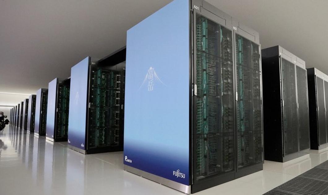 Ιάπωνες έφτιαξαν τον ισχυρότερο υπερυπολογιστή του κόσμου: ''Χτυπάει'' Κίνα, Αμερική Ευρώπη - Ποιος έχει πιο πολλά petaflops - Κυρίως Φωτογραφία - Gallery - Video