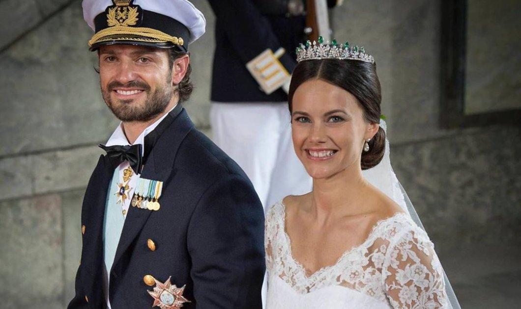 Το πιο ωραίο βασιλικό ζευγάρι έκλεισε 5 χρόνια γάμου: Ο Σουηδός πρίγκιπας Καρλ Φιλίπ & η πριγκίπισσα Σοφία το γιόρτασαν (Φωτό)  - Κυρίως Φωτογραφία - Gallery - Video